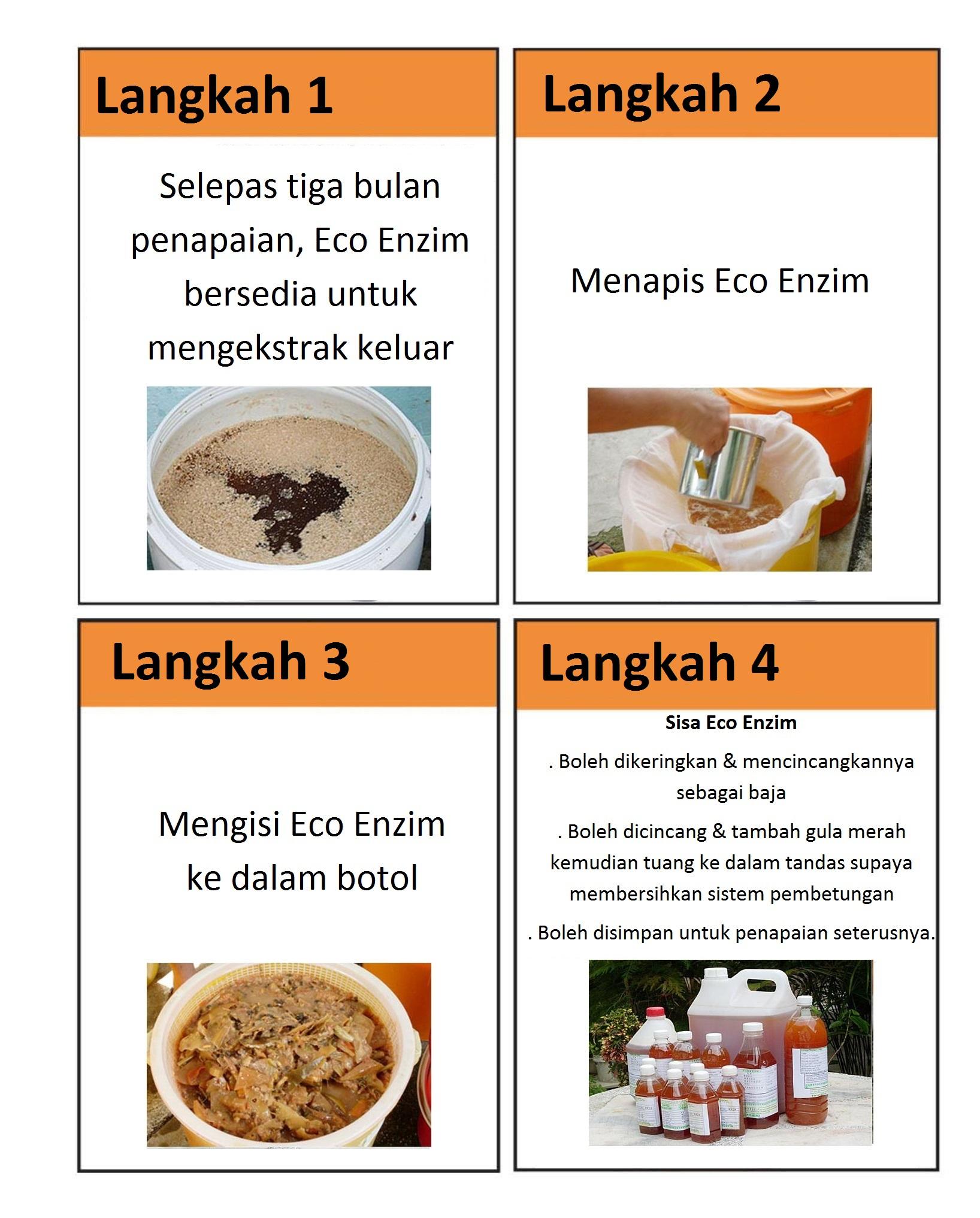 酿制好的酵素可泼开中间抽取酵素水 Malay