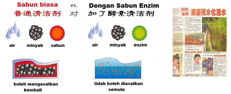 Classic Detergent Diagram Malay